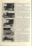 1913 1 2 ELECTRIC TRUCKS M AND P, URBAN, WALKER. From top to bottom Pictures: M AND P Closed Body type, M AND P panel body, Baker light delivery, Fritchlewith closed body, Bailey street light maintenance wagon. MOTOR AGE January 2, 1913 Antique Automobile Club of America Library page 32