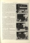 1913 1 2 ELECTRIC TRUCKS WAVERLEY, WARD. From top to bottom pictures: Walker with pie delivery body, Waverely 1,000=ppound model, Kentucky 1,000-pound model, Baker 2,000-pound model. MOTOR AGE January 2, 1913 Antique Automobile Club of America Library page 33