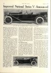 1913 1 2 NATIONAL series V MOTOR AGE AACA Library page 58