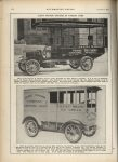 1913 10 11 ELECTRIC TRUCKS LIGHT MOTOR TRUCKS IN VARIED USES AUTO TOPICS October 11, 1913 Antique Automobile Club of America Library page 678
