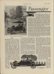 1913 10 23 ELECTRIC ARTICLES The Passenger Electrics of 1914, ARGO, MODEL 44 DETROIT VICTORIA, $2,300. BAILEY MODEL F ROADSTER, $2,900 MOTOR AGE October 23, 1913 Antique Automobile Club of America Library page 10