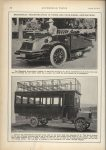 1913 8 30 3-WHEELER MECHANICAL TRANSPORTATION IN THREE AND FOUR – WHEEL APPLICATIONS AUTOMOBILE TOPICS AACA Library August 30, 1913 page 202