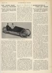 "1913 8 30 CYCLE CAR ""IMP"" SHOWS MANY RADICAL FEATURES. THE IMP CYCLECAR, WHICH SELLS FOR $375 AUTOMOBILE TOPICS August 30, 1913 Antique Automobile Club of America Library page 195"