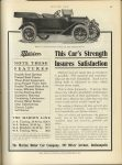 1913 5 1 MARION This Car's Strength Insures Satisfaction Marion Motor Car Company Indianapolis, Indiana MOTOR AGE May 1, 1913 page 55