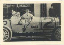 1913 Indy 500 STUTZ Merz F