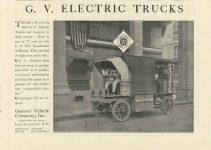 1914 1 31 ca. GVC Elec truck SCIENTIFIC AMERICAN