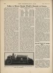 1914 12 2 Pullen in Mercer Breaks World's Record at Corona THE HORSELESS AGE U of MN Library page 806