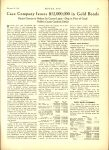 1914 2 26 Case Company Issues $12,000,000 in Gold Bonds MOTOR AGE AACA page 17