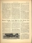 1914 4 16 Indy 500 Speedy Delages as Tuned Up for the Indianapolis Race Burman Predicts Great Speed for His Racing Cars MOTOR AGE AACA Library page 30