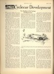 1914 4 9 CYCLE CAR Cyclecar Development…The Handiness of the Cyclecar By William B Stout MOTOR AGE April 9, 1914 Antique Automobile Club of America Library page 38