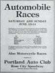 1914 6 7 Races oregonian p 11 ad