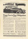 1914 7 NATIONAL HARPER'S MAGAZINE ADVERTISER July 1914
