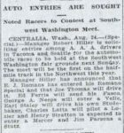 1914 8 25 Races oregonian p 10 art