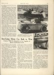 1915 12 16 ODD Sea-Going Motor CAr Biult in West Factory Will Be Operated in Los Angeles to Make Combination Craft MOTOR AGE AACA Library December 16, 1915 page 35