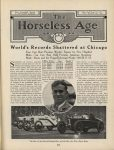 1915 6 30 STUTZ World's Records Shattered at Chicago THE HORSELESS AGE U of MN Library page 865