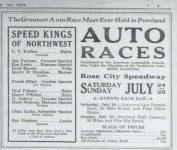 1915 7 18 Races oregonian p 3 ad