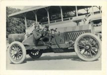 1915 ca Racing Albert Alberts front