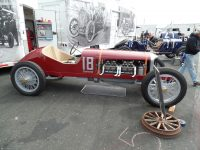 2015 5 1916 Sturtevant-AUBURN Car. No. 18 right side SVRA Sonoma Historics May