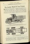 1919 4 TRUCK The Jumbo Model B Two Tonner Nelson Motor Truck Company, Saginaw, Michigan AUTOMOBILE TRADE JOURNAL April, 1919 page 308