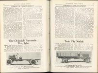 1920 4 Twin City Models THE AUTOMOBILE TRADE JOURNAL page 417
