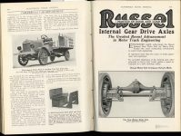 1920 4 Twin City Models THE AUTOMOBILE TRADE JOURNAL page 418