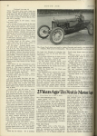 1923 6 7 INDY 500 The Fronty Ford MOTOR AGE U of MN Library 8″x11.25″ page 30