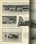 1923 3 8 ODDITIES PICTURE PAGES OF AUTOMOTIVE INTEREST MOTOR AGE March 8, 1923 page 24