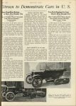 1923 4 5 ODDITIES Citroen To Demonstrate Cars in U.S. Sahara Expedition Returns to Paris After Notable Trip MOTOR AGE April 5, 1923 page 65