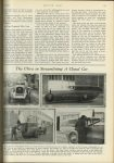 1923 5 24 ODDITIES The Ultra in Streamlining A Closed Car By Forman Automobile Company in France MOTOR AGE May 24, 1923 page 15