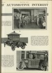 1923 6 21 ODDITIES PICTURE PAGES OF AUTOMOTIVE INTEREST MOTOR AGE June 21, 1923 page 27