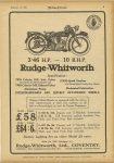 1925 2 18 3 46 H.P. – 10 B.H.P. RUDGE-WHITWORTH MOTOR CYCLING page 7