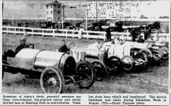 19250815DateAprox StartLine 4car maybeFredHirschRomanoSturtevantSpecial or GusDurayRomanoSpecial vancouver sun 19540830 hastings 1920s