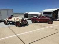 2016 9 1929 PONTIAC 6 29A and ca. 1932 ALFA ROMEO racers Coronado Speed Festival, Naval Air Station North Island, CAL September