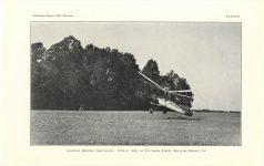 1929 11 20 Franklin Institute THE AUTOGIRO: ITS CHARACTERISTICS AND ACCOMPLISHMENTS By Harold F. Picarin President, Pitcairn-Cierva Autogiro Company of America Smithsonian Report, 1930.–Pitcairn LANDING BEFORE OBSTACLES PCA-2, 1930, AT PITCAIRN FIELD, WILLOW GROVE, PA. PLATE 9