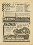 1939 4 13 RUDGE-IN STOCK AT ALL DEALERS! OFFER for 1939 a range giving high performance with dependability. MOTOR CYCLING page 17