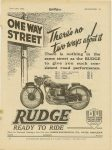 1939 6 15 There's no two ways about it! RUDGE READY TO RIDE THE MOTOR CYCLE page 19