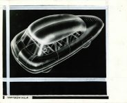 1944 3 13 WATSON 4 AUTOMOBILES OF THE FUTURE March 13, 1944 10″×8″ Front