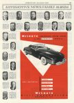 1938 1948 BUICK McLouth Stainless strip steel in the automobile industry McLOUTH STEEL CORPORATION DETROIT, MICHIGAN AUTOMOTIVE NEWS 11″×15″ page 127