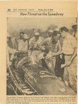 1949 5 16 Indy 500 Kurtis Kraft Special