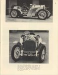 "1950 8 1909 FIAT ""90"" Race Car Model S-61 THE HORSELESS CARRIAGE CLUB GAZETTE August 1950 8.5″x11″ page 31"