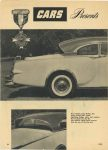 1953 12 PACKARD CARS Presents First DSC to Packard styling of Balboa Follows lines of sport-type Caribbean, except for prize-winning rear window and roof treatment December, 1953 8″×11″ page 26