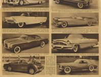 1954 3 28 Concept cars The Youngstown Vindicator 15″x11″ bottom