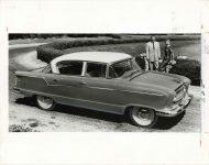 1956 NASH Nash Statesman 4-door Sedan 10×8 Front