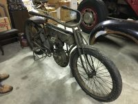 19xx Mystery Motorcycle IND June 2016 1