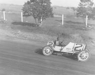 1912 ca. Geo. Hill In STUTZ Car 2 Marvin_D_Boland_Collection_G511089 1