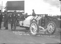1913 STUTZ Earl Cooper Car 8 Winner Potlatch Race Time 2-49-32 Average 71.71 Per Hour Marvin_D_Boland_Collection_G521013 1
