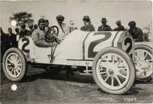 1913 Indy 500 STUTZ Car 2 Charlie Merz driver X 7345  viewc 1