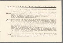 1908 WOODS Woods Motor Vehicle Company Highest-Grade Electric Carriages page 7