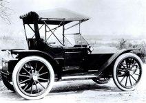 1911 DETROIT Elec Roadster 10″×8″