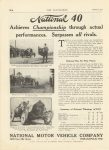 1912 1 4 NATIONAL THE AUTOMOBILE 9″×12″ page H6